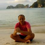 Виталий отдыхает в Таиланде